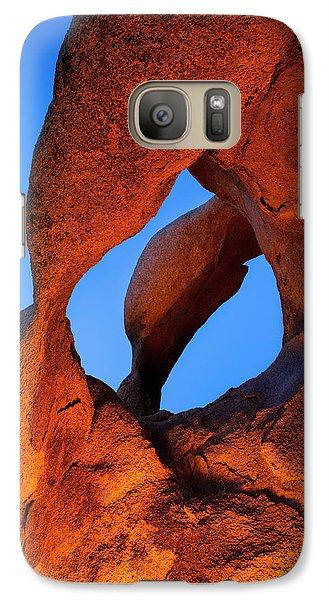 Evening's  Eye Galaxy S7 Case