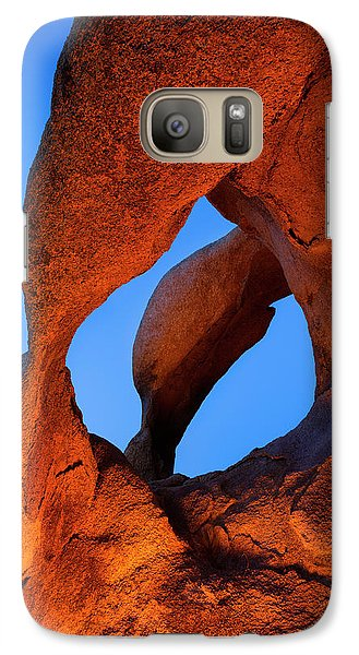 Evening's  Eye Galaxy Case by Mike Lang