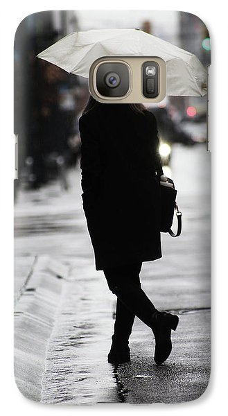 Galaxy Case featuring the photograph Every One Pays  by Empty Wall