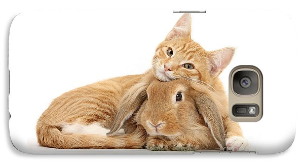 Everybody Needs A Bunny For A Pillow Galaxy S7 Case