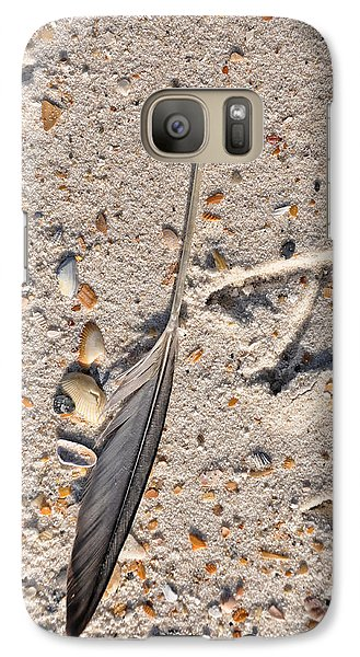 Galaxy Case featuring the photograph Evidence by Jan Amiss Photography