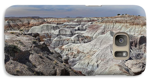 Galaxy Case featuring the photograph Evident Erosion by Gary Kaylor