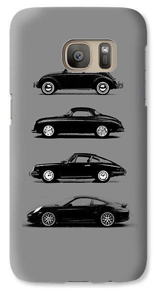 Transportation Galaxy S7 Case - Evolution by Mark Rogan