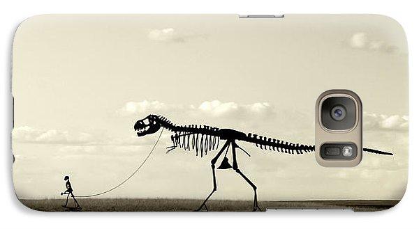 Evolution Galaxy S7 Case by Todd Klassy