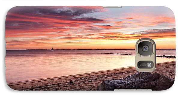 Galaxy Case featuring the photograph Exhale by Edward Kreis