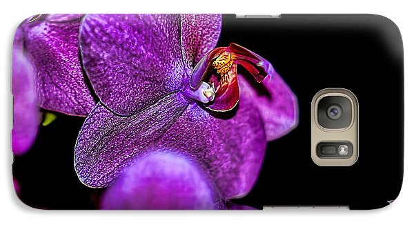 Galaxy Case featuring the photograph Exotic by Diana Mary Sharpton