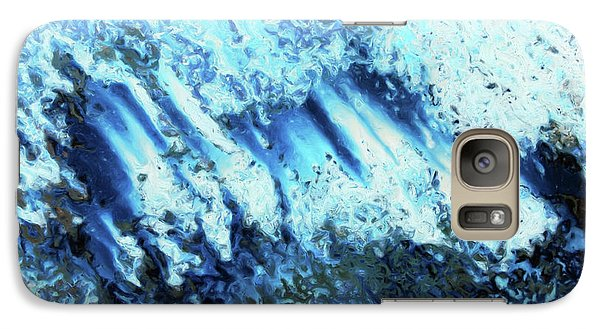 Galaxy Case featuring the digital art Expansive by Tom Druin