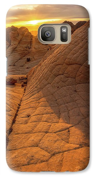 Galaxy Case featuring the photograph Exploring New Worlds by Dustin LeFevre