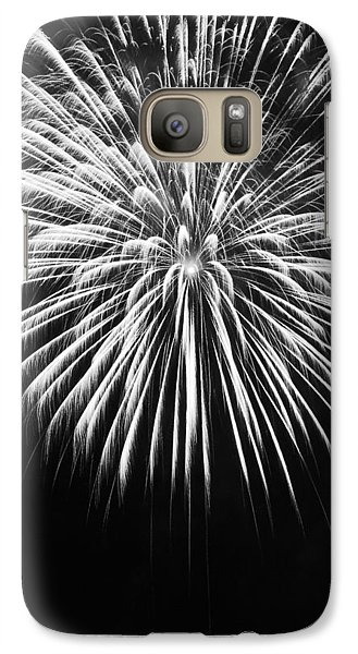 Galaxy Case featuring the photograph Explosion by Colleen Coccia