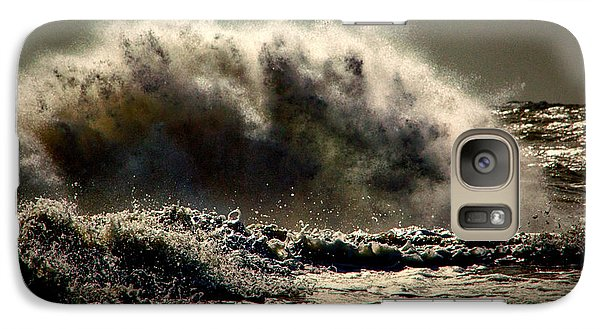 Explosion In The Ocean Galaxy S7 Case