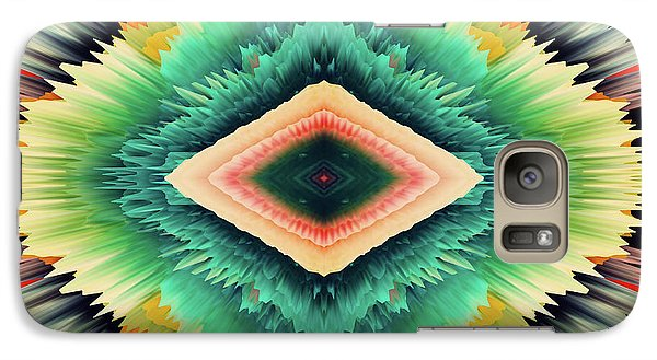 Galaxy Case featuring the photograph Exponential Flare by Colleen Taylor