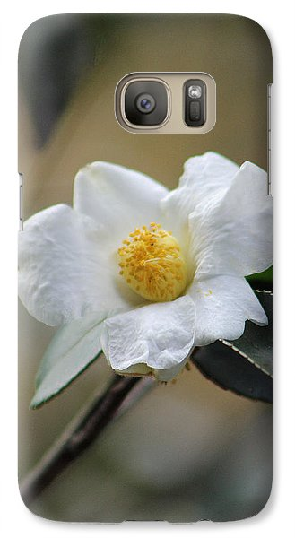 Galaxy Case featuring the photograph Exposed by Deborah  Crew-Johnson