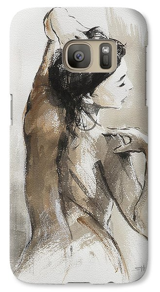 Nudes Galaxy S7 Case - Expression by Steve Henderson