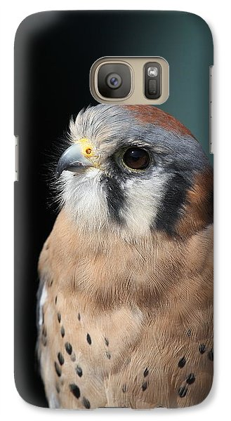 Galaxy Case featuring the photograph Eye Of Focus by Laddie Halupa