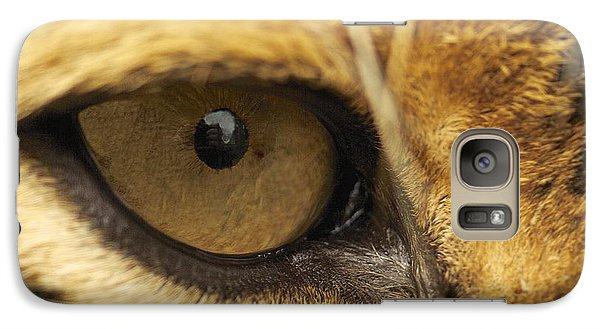 Galaxy Case featuring the photograph Eye On You by Gary Bridger