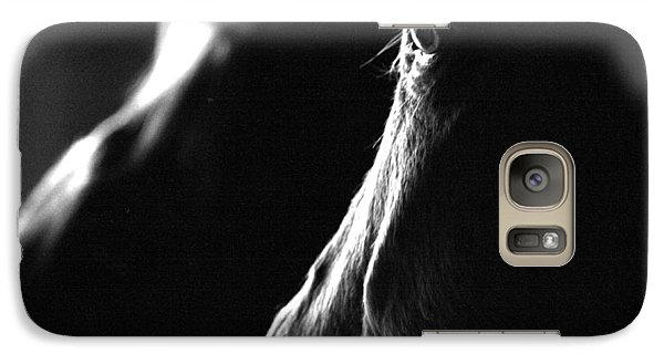 Galaxy Case featuring the photograph Eye Squared by Angela Rath