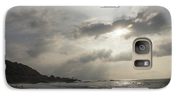 Eye To Eye Galaxy S7 Case by Alex Lapidus