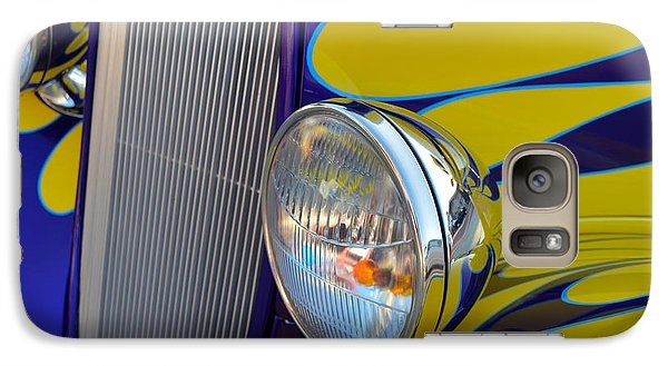 Galaxy Case featuring the photograph Eyes Of 34 by Bill Dutting