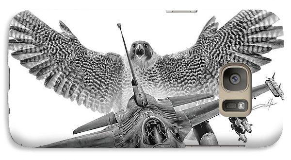 Viper Galaxy S7 Case - F-16 Fighting Falcon by Dale Jackson