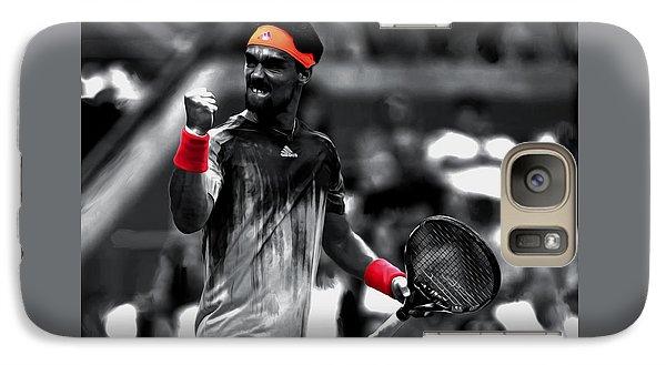 Serena Williams Galaxy S7 Case - Fabio Fognini by Brian Reaves