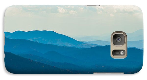 Galaxy Case featuring the photograph Fading Appalachians by Rob Hemphill