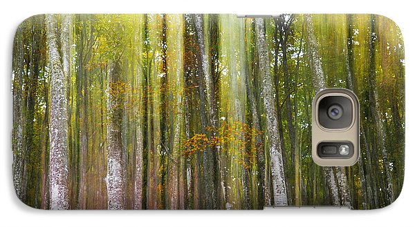 Galaxy Case featuring the photograph Fairy Forest I by Yuri Santin