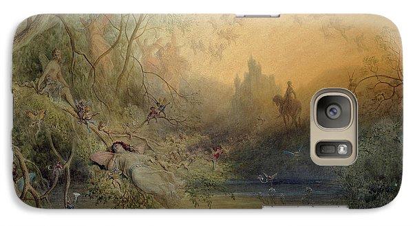 Fairy Land Galaxy S7 Case