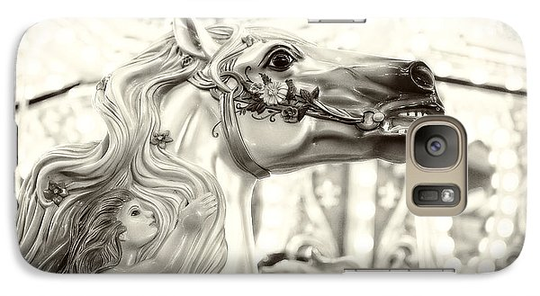 Galaxy Case featuring the photograph Fairy Steed by Caitlyn  Grasso