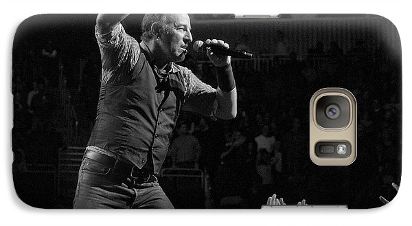 Galaxy Case featuring the photograph Faith Will Be Rewarded by Jeff Ross