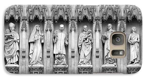 Westminster Abbey Galaxy S7 Case - Faithful Witnesses - 2 by Stephen Stookey