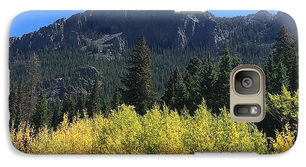 Fall At Twin Sisters Galaxy S7 Case