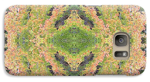 Galaxy S7 Case featuring the photograph Fall Color Kaleidoscope by Bill Barber