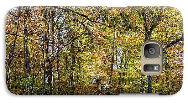 Fall Colors Of Rock Creek Park Galaxy S7 Case
