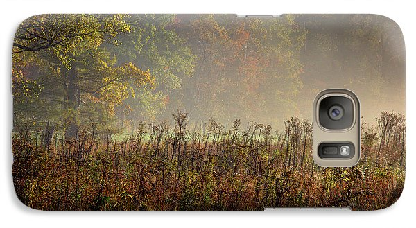 Galaxy Case featuring the photograph Fall In Cades Cove by Douglas Stucky