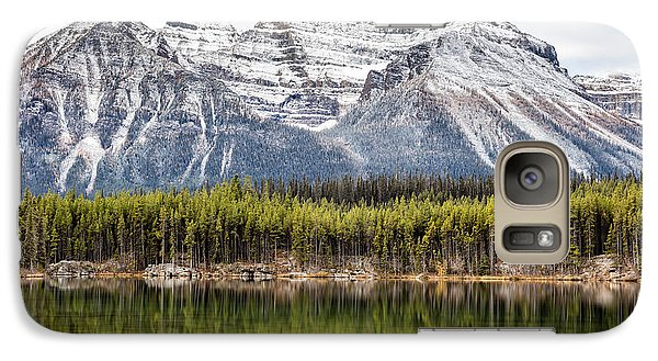 Galaxy Case featuring the photograph Fall In The Canadian Rockies by Pierre Leclerc Photography