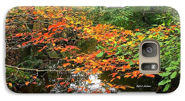 Fall Is In The Air Galaxy S7 Case