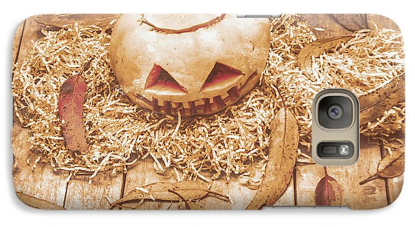 Fall Of Halloween Galaxy S7 Case by Jorgo Photography - Wall Art Gallery