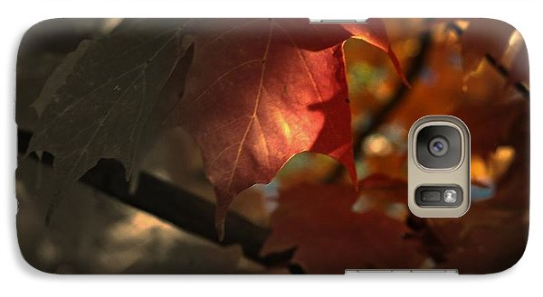 Fall Or Not Galaxy S7 Case