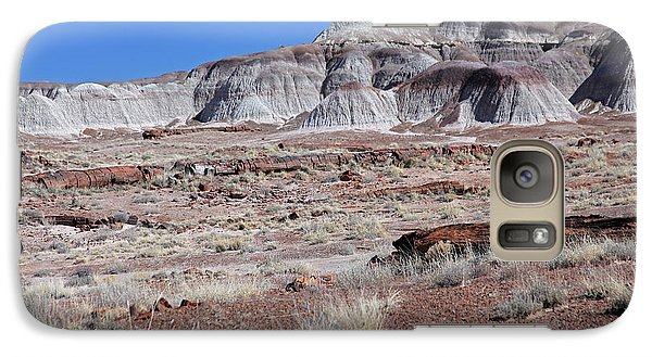 Galaxy Case featuring the photograph Fallen Giants by Gary Kaylor