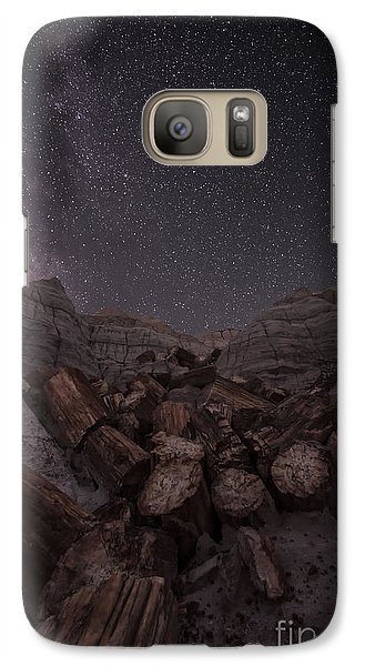 Galaxy Case featuring the photograph Falling by Melany Sarafis