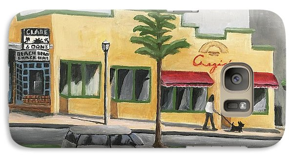 Galaxy Case featuring the painting Falls Church by Victoria Lakes