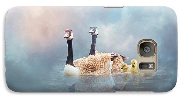 Family Cruise Galaxy S7 Case
