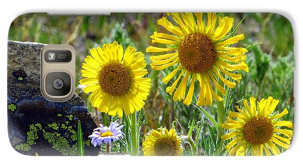 Galaxy S7 Case featuring the photograph Family by Karen Shackles