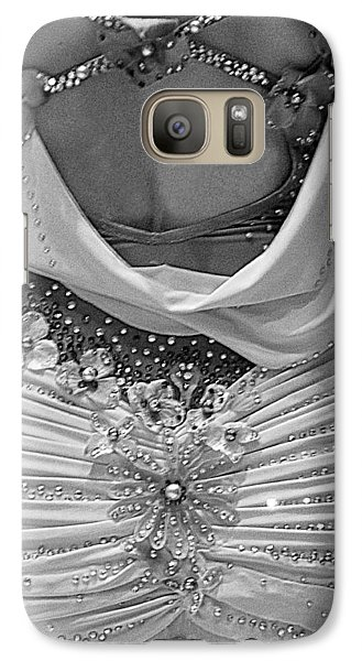 Galaxy Case featuring the photograph Fancy Pants by Lori Seaman