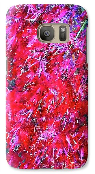 Galaxy Case featuring the photograph Fancy Pants by Roberta Byram