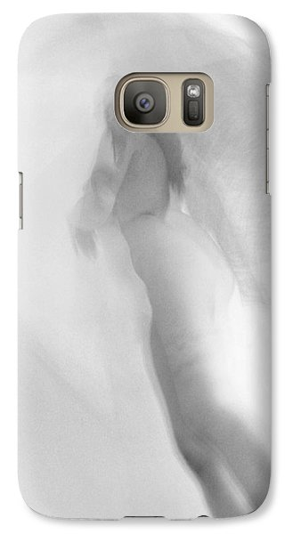 Galaxy Case featuring the photograph Fantasy In Gray by Joe Kozlowski