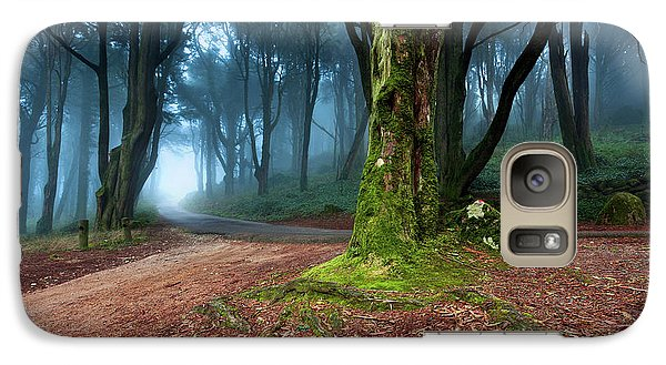 Galaxy Case featuring the photograph Fantasy by Jorge Maia