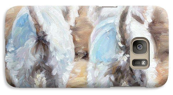Sparrow Galaxy S7 Case - Farewell by Mary Sparrow