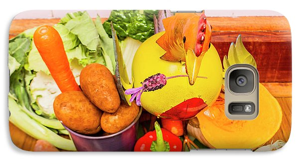Farm Fresh Produce Galaxy S7 Case by Jorgo Photography - Wall Art Gallery