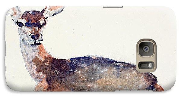 Fawn Galaxy Case by Mark Adlington